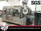 キャッピングの生産ラインが付いている自動液体のびん詰めにする機械