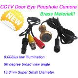 13.8mm 직경 전자 금관 악기 광각 문 들여다 보는 구멍 사진기
