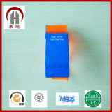 Material plástico BOPP adhesiva Dispensador de cinta