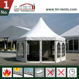 Оптовая структура шатра шестиугольника рамки для напольного случая от фабрики