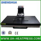 Máquina grande de la prensa de la mano de la talla para la impresión los 70*100cm del traspaso térmico de la sublimación