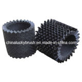 高品質150mm Black Nylon Wire Round Brush (YY-305)