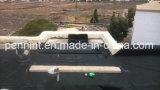2m Width 4m Length EPDM Waterproof Membrane voor Roofing en Pond