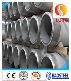 Tubos de acero inoxidable laminado en frío de tubos con soldadura (TP304 / 316L / 321 / 310S / 904L / 316Ti)
