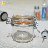 De luchtdichte Container van het Voedsel van de Kruik van het Kruid van het Glas van het Deksel