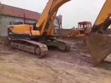 Máquina escavadora usada Hyundai 335-9t para a venda