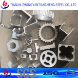 Perfil de alumínio da extrusão 6061 T6 nos tamanhos de alumínio do perfil com superfície da oxidação anódica