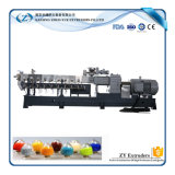 Hte PP Granule Masterbatch Twin Screw Extruder