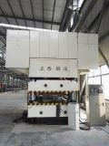 Máquina grande de la prensa hidráulica del tonelaje para las puertas de acero que graban