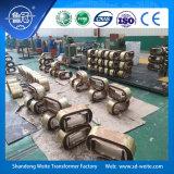 Estándares de IEC/ANSI, transformador inmerso en aceite trifásico de la distribución 6.3kv para la transmisión de potencia