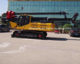 Hydraulische Gleisketten-Stapel-Fahrer-rotierende Ölplattform