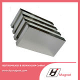 Des China-NdFeB Neodym-permanenter Block-starker Magnet Magnet-Hersteller-freies BeispielN50