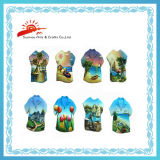 Polyresin Resin Souvenir 3D Fridge Magnet