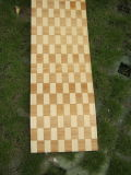 "1/16 "" folheados de bambu do skate de Longboard Veneer/Bamboo"