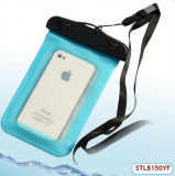 Мешок мешка PVC выдвиженческого подарка водоустойчивый на iPhone 4 4s 5