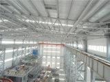Taller de la estructura de acero del diseño del bajo costo de China (ZY440)