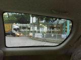 Zonnescherm van de Auto van de douane het Geschikte Magnetische voor Niva
