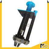 vertikale Saugpumpe des Schlamm-110kw für Wasserhaltung