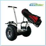 Golf-Gebrauch-elektrischer Roller, persönlicher Mobilitäts-Träger, zwei Rad-Golf-Wagen