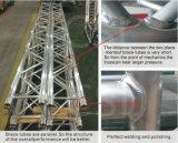 Напольная алюминиевая система ферменной конструкции знамени для сбывания