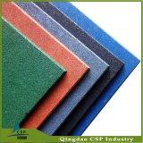De rubber Mat van de Bevloering/RubberBevloering voor Gymnastiek