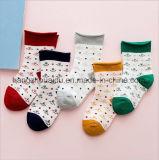 Новый носок хлопка младенцев конструкции Patten способа