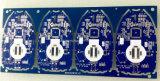 2 LEIDENE van het Ontwerp van PCB van de Raad van de Kring van de laag Fr4 dubbel-Zij Blauwe PCB