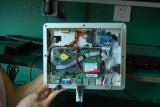 10.4 ' mit Berührungseingabe Bildschirm alles in einem PC mit Note Readcard 3 LAN