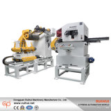 A ajuda da máquina do Straightener do metal de folha a fazer o carro parte (MAC4-800)