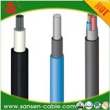 En50618 залуживало медный кабель проводника 4mm 6mm 10mm PV1f PV солнечный