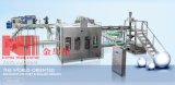 Terminar la línea embotelladoa de relleno disposición de la empaquetadora del refresco carbónico automático primario de la planta