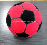 Bille collante de dard de pied de bille du football de Velcro du football de Velcro