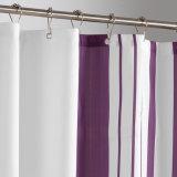 Tenda di acquazzone stampata ecologica della stanza da bagno del tessuto del poliestere della tessile domestica (18S0059)