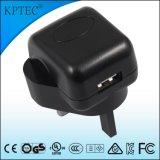 Stecker-Aufladeeinheit USB-3pin mit 5V 1A für Handy