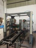 Cadena de producción del tambor de acero de 55 galones