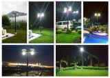 옥외 한세트 태양 LED 정원 거리 조명 5 년 보장