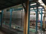 Het PostProfiel van de Hoek van het aluminium voor Vensters en Deuren