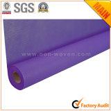 Púrpura oscura del material de embalaje del regalo de la flor No. 37 no tejidos
