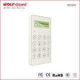 Het nieuwe GSM van de Veiligheid van het Huis van de Aankomst Slimme Draadloze Systeem van het Alarm met Bidirectionele Functie van de Detector van de Motie van de Sensor PIR van de Deur de Infrarode
