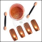 Pigmentos Pearlescent do Glitter Multicolor do polonês de prego dos cosméticos