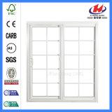 Самомоднейшая самая лучшая нутряная крытая белая раздвижная дверь стекла праймера