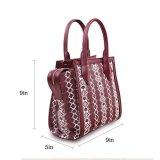 Moda & borsa elegante del cuoio di alta qualità della borsa del Tote della cartella da Ming Hua