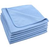 Schoonmakende Handdoek van Microfiber van de Fabriek van China de Beste voor Auto