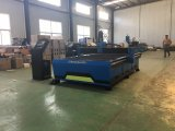 Tipo máquina da tabela do CNC de estaca do plasma, cortador do plasma feito em China