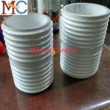 Metallisiertes Tonerde-keramisches Gefäß