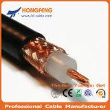 M17-127 Rg393 / RG402 Cable coaxial de 50 ohmios circuito cerrado de televisión por cable Comunicación