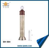 標準的な中国様式の合金およびSH304木手すり