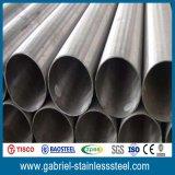 Lista saldata di prezzi del tubo dell'acciaio inossidabile 304