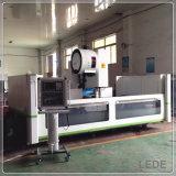 Centro de trituração de 3 linhas centrais para o perfil de alumínio que mmói e que perfura