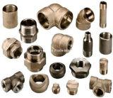 Ajustage de précision de pipe modifié de soudure de plot de l'acier inoxydable 6000lbs (GV, CE, OIN)